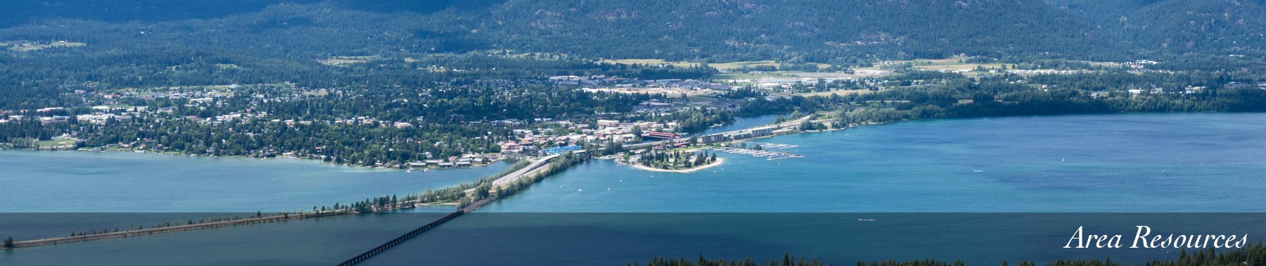 Sandpoint Area Resources and Links