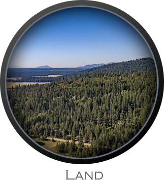 Search for Land Listings in North Idaho